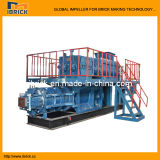 Nuevo tipo de China Fabricación de ladrillo que hace la máquina