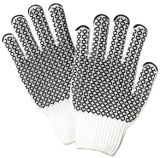 Industrielles Safety Knitted White Cotton Hand Work Gloves für Wholesale Ship (61001)