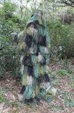 Breathable прочный костюм Camo Ghillie полесья 2016 для звероловства
