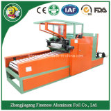 Papier de silicium de papier d'aluminium et rebobinage de PE et machine de découpage