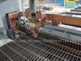 Machine de soudure discordante en acier complètement automatique de panneau