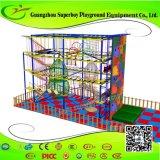 Тип курс спортивной площадки новой конструкции крытый приключения веревочки для сбывания