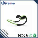 Sport fait sur commande Earbuds Bluetooth sans fil Headphone-Xhh802 de promotion de logo