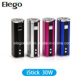 Promotion Eleaf Istick 30W Full Kit Box Mod