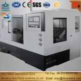 Инструменты металла поставщика Китая обрабатывая Slant Lathe CNC кровати для сбывания