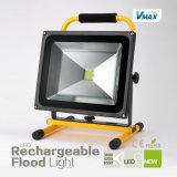 Luz Emergency del reflector de la recarga LED del poder más elevado (V-PO130R)