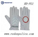 Luvas de venda quentes de Reflextion da polícia de trânsito da alta qualidade