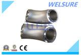 Encaixe de tubulação sem emenda do aço inoxidável de Uns S31500 da solda de extremidade