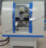El Ce del SGS de Tzjd-6060mA autorizó la máquina de grabado del molde de metal