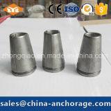 Cuña de alta resistencia del ancla de los accesorios del ancla del concreto prefabricado