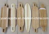 Planche à roulettes pont bambou de bonne qualité