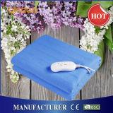 Verwarmingstoestel van het Bed van de polyester het Niet-geweven Elektrische met over de Bescherming van de Hitte