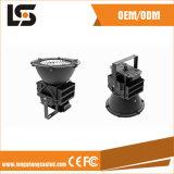 En aluminium le boîtier élevé extérieur de lampe de compartiment du moulage mécanique sous pression DEL