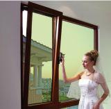 HauptaluminiumTilt&Turn Fenster mit doppeltem Glas