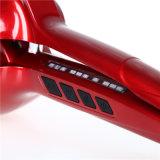 O encrespador de cabelo automático de venda o mais quente do LCD com função do vapor