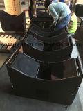 """12 """"三方Kudoの様式の専門ラインアレイスピーカーのプロ音声は二倍になる"""