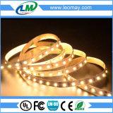 l'indicatore luminoso di striscia caldo di bianco 3528 LED con l'UL ha elencato