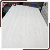 MDF americano natural de la madera contrachapada de la ceniza blanca de 3.0m m para los muebles