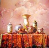 Peinture à l'huile de l'Encore-Vie (003)