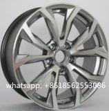 Оправа колеса сплава автомобиля реплики алюминиевая для Audi