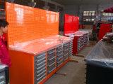 Bancada de aço da garagem dos armários de armazenamento da gaveta das caixas de ferramentas