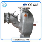 Auto dell'acciaio inossidabile che innesca residui/pompa per acque luride centrifughi