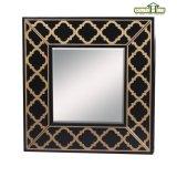 Frame van de Spiegel van de muur eindigt het Houten in het Hout van de Schemer