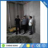 380V 220V Automatische Muur die Teruggevend Machine pleisteren