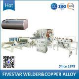 Hochfrequenzsteuerautomatischer Stahltrommel-Produktionszweig