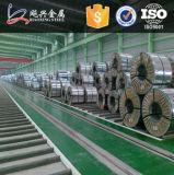 La qualità principale ha galvanizzato la bobina d'acciaio in azione