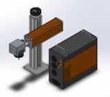 Laser Marker da fibra em Metal Materials