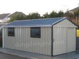 La estructura de acero ligera prefabricada vertió para la venta
