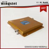 デュアルバンドGSM 4G Lte 900/1800MHzの移動式シグナルのブスター