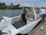 Heißes All-Welded AluminiumStandardfischerboot des Verkaufs-22FT Australien