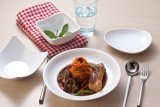 Серия меламина белая/китайские Tableware/Dinnerware типа еды