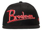бейсбольная кепка панелей логоса 6 вышивки 3D