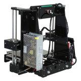 Selecteer Mini 3D Printer met Verwarmd bouwen Plaat, omvat Micro- BR Kaart en de Gloeidraad van de Steekproef PLA