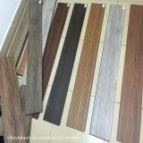 Plancher commercial de PVC de matériau de construction de prix bas