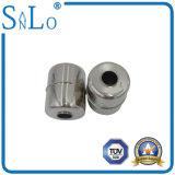 316L bola magnética del flotador 40*35 para el calibrador llano