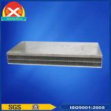 Schweißgerät-Kühlkörper produziert durch die Verdrängung, CNC maschinelle Bearbeitung