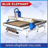 Router 2030 do CNC da placa do PVC de Ele com a tabela do vácuo na venda