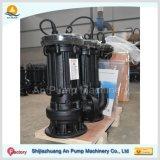 ステンレス鋼の遠心浸水許容の下水および廃水ポンプ