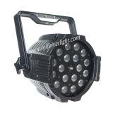 18*10W RGBW 4 en 1 IGUALDAD del zoom del LED