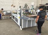 Dobrador semiautomático Gluer da caixa da caixa Chenxiang-2800