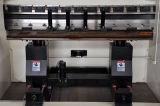 Máquina de dobra hidráulica inoxidável 125t da placa de aço 6000mm
