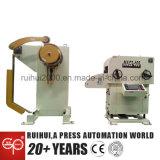 Alimentador automático de hojas bobina con plancha por la prensa de línea en la mayor automotriz OEM