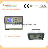 높은 정밀도 Lcr 미터 50Hz-200kHz 2 디지털 Lcr 미터 (AT2816B)