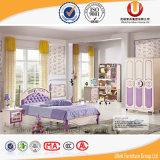 Кровать мебели спальни 2016 оптовая дешевая деревянная малышей (UL-H906)