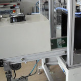 Автоматический роторный принтер пусковой площадки для бутылок
