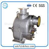 Acier inoxydable 304/316 pompe centrifuge auto-amorçante d'eau de mer